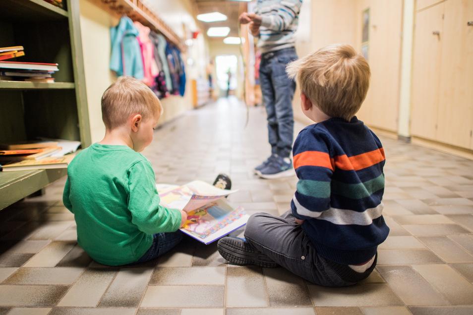 Ab Montag können Kinder in Bischofswerda wieder ab 6 Uhr in den städtischen Kitas betreut werden.