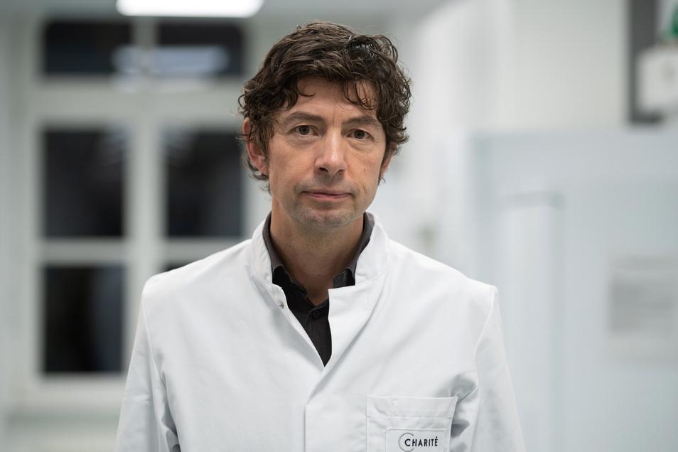 Christian Drosten, Direktor des Instituts für Virologie an der Charité.