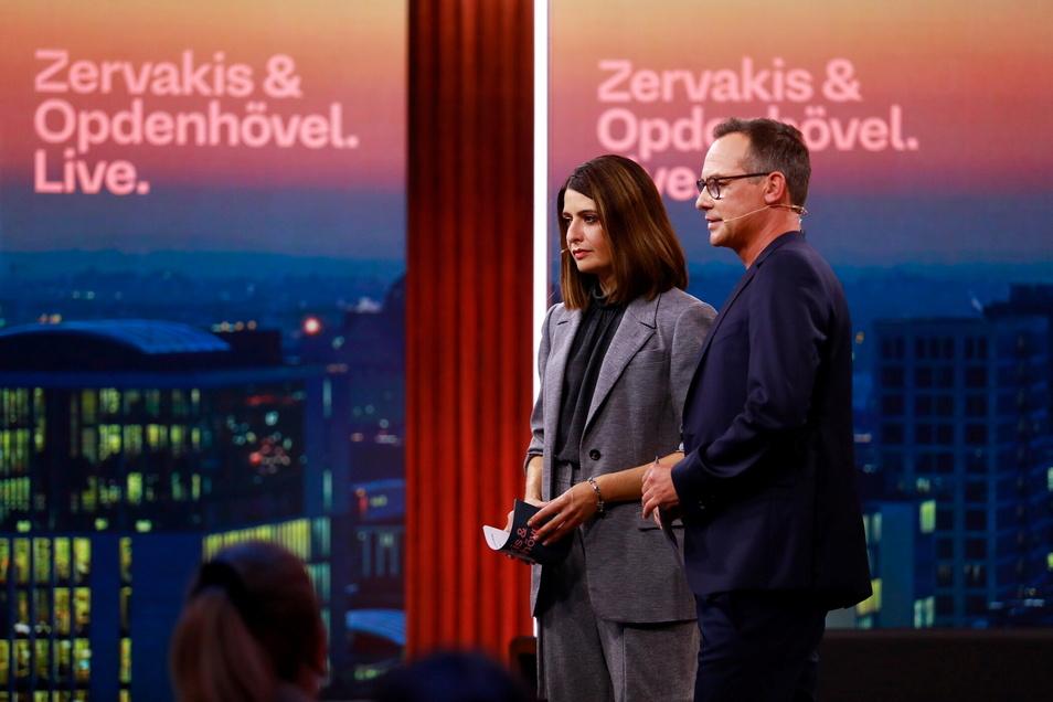 Am Montag trafen in der Sendung von Prosieben-Moderatoren Linda Zervakis und Matthias Opdenhövel die Pflegerin Meike Ista und Gesundheitsminister Jens Spahn aufeinander.