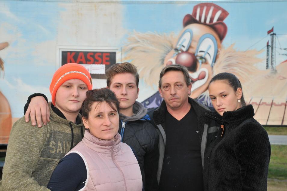 Zirkusfamilie Köllner braucht vorerst keine Zukunftsängste mehr zu haben.