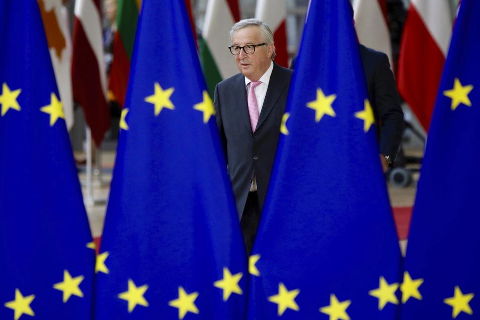 Wer folgt auf Jean-Claude Juncker? Bei der Suche nach einem Nachfolger des EU-Kommissionschefs sind sich die EU-Staaten bisher nicht einig geworden.