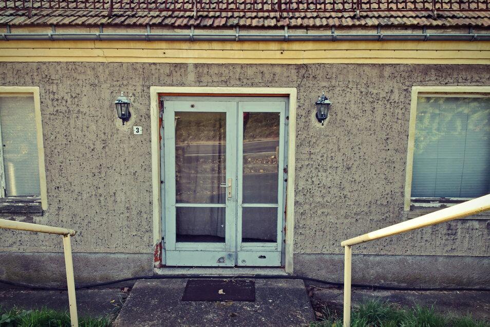 Die ehemalige Kegelbahn in Piskowitz soll verkauft werden. Daraus könnte ein Eigenheim werden.
