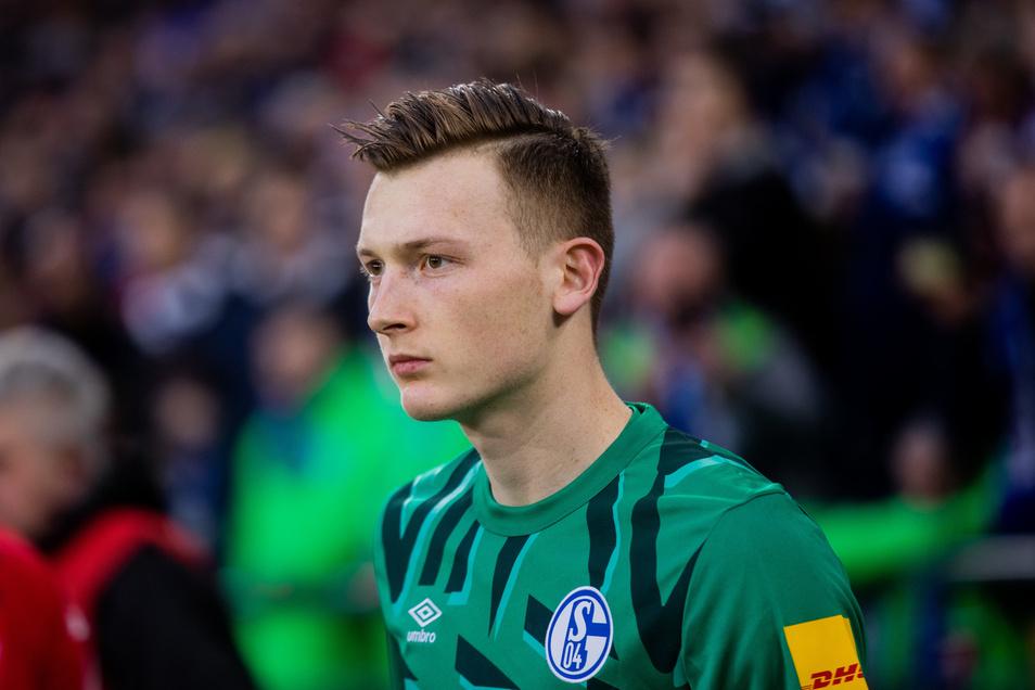 Torwart Markus Schubert ist im Sommer 2019 von Dynamo zu Schalke 04 gewechselt - und hält nun in der Bundesliga.