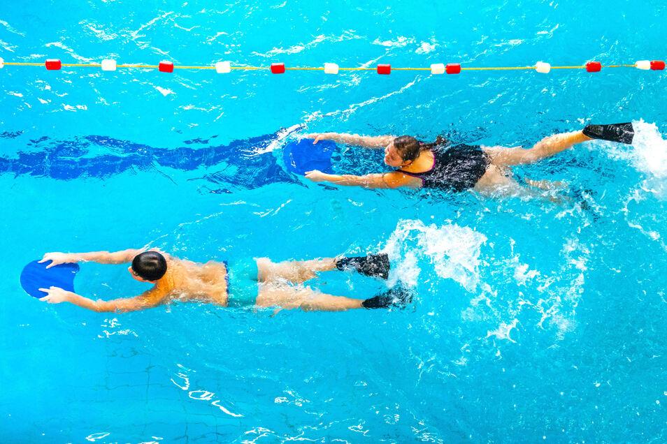 Der Schwimmunterricht für die Grundschüler ist wichtig. Derzeit wird nach Lösungen gesucht.