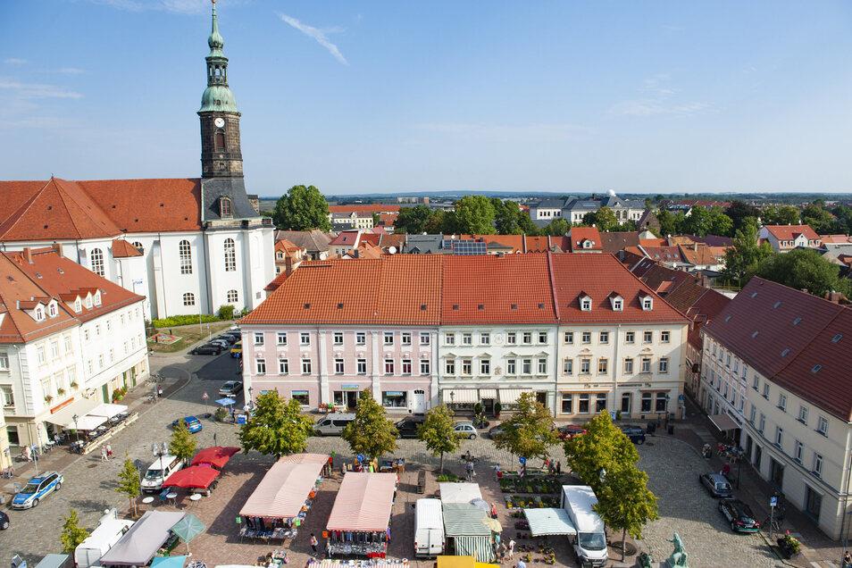 Wie soll Großenhain im Jahr 2030 aussehen? Darum geht es am 25. September im Rathaus.
