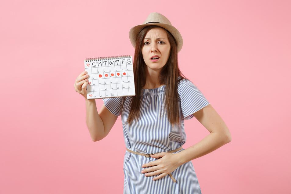 Für viele Frauen sind die Tage der Menstruation mit Schmerzen und Unwohlsein verbunden.