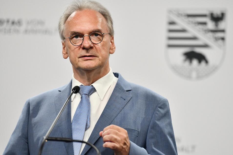 Am Donnerstag sollen die Fraktionen von CDU, SPD und FDP Reiner Haseloff (CDU) für seine dritte Amtszeit zum Ministerpräsidenten wählen