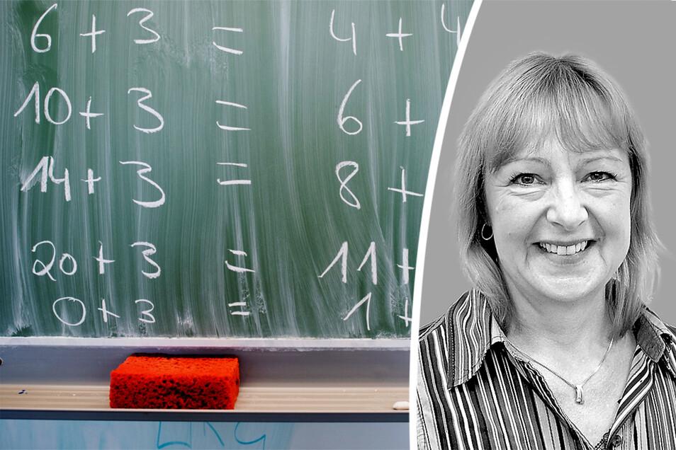 Petra Müller ist stellvertretende Landesvorsitzende des Sächsischen Lehrerverbands.