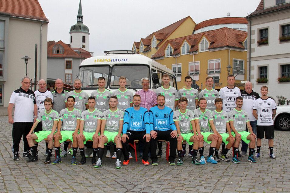 LHV 1. Männermannschaft Saison 2019/2020