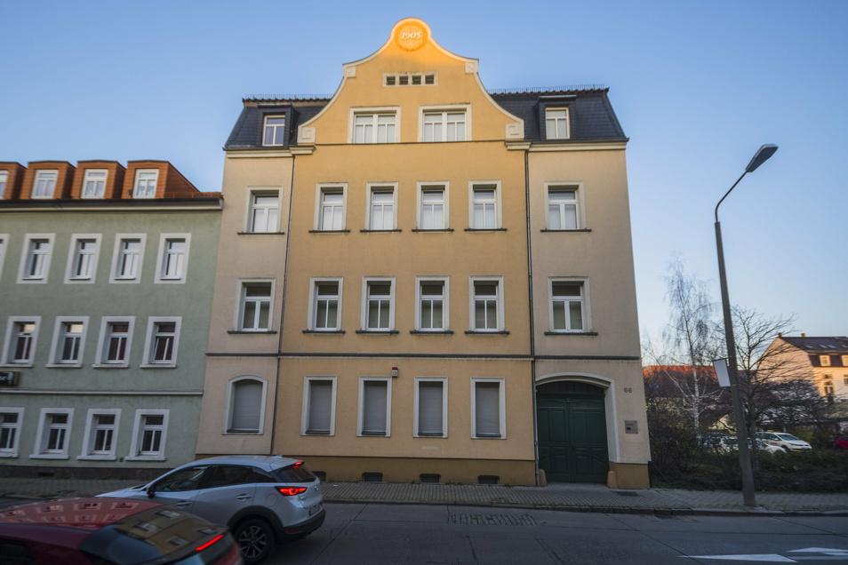 In diesem Gebäude an der Goethestraße ist Riesas Stadtarchiv seit 16 Jahren ansässig.