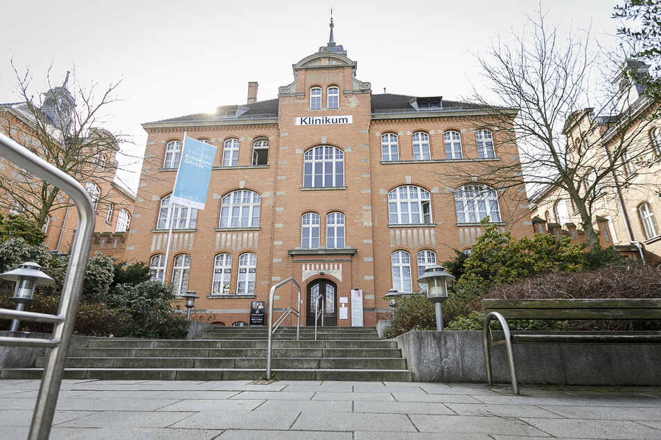Das Klinikum Görlitz