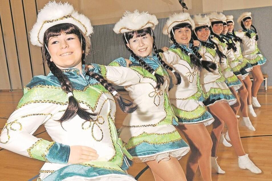 Sächsische meisterschaft karnevalistische tänze 2020