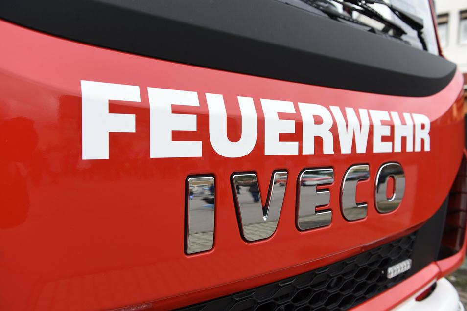 Mehrere Feuerwehren sind am frühen Mittwochmorgen in den Roßweiner Ortsteil Niederforst ausgerückt.