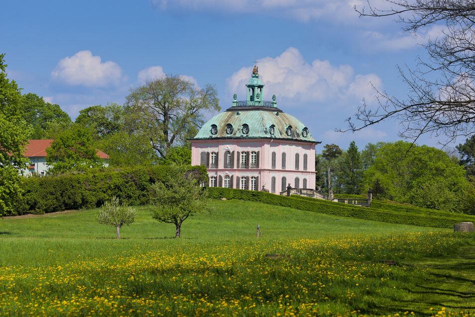 Herrschaftliche Anwesen und romantische Parks.