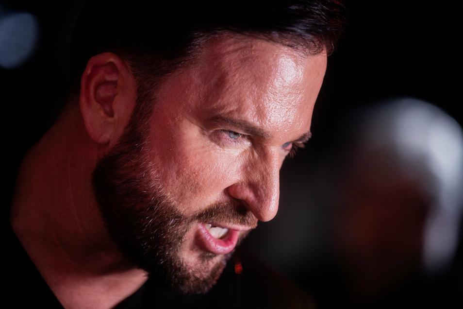 """Michael Wendler beschuldigte Fernsehsender - darunter RTL - """"gleichgeschaltet"""" zu sein."""