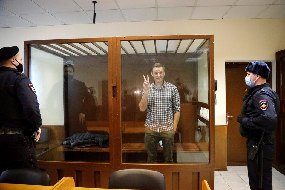 Die russische Justiz hat das Verbot mehrerer Organisationen des inhaftierten Kremlgegners Alexej Nawalny bestätigt.