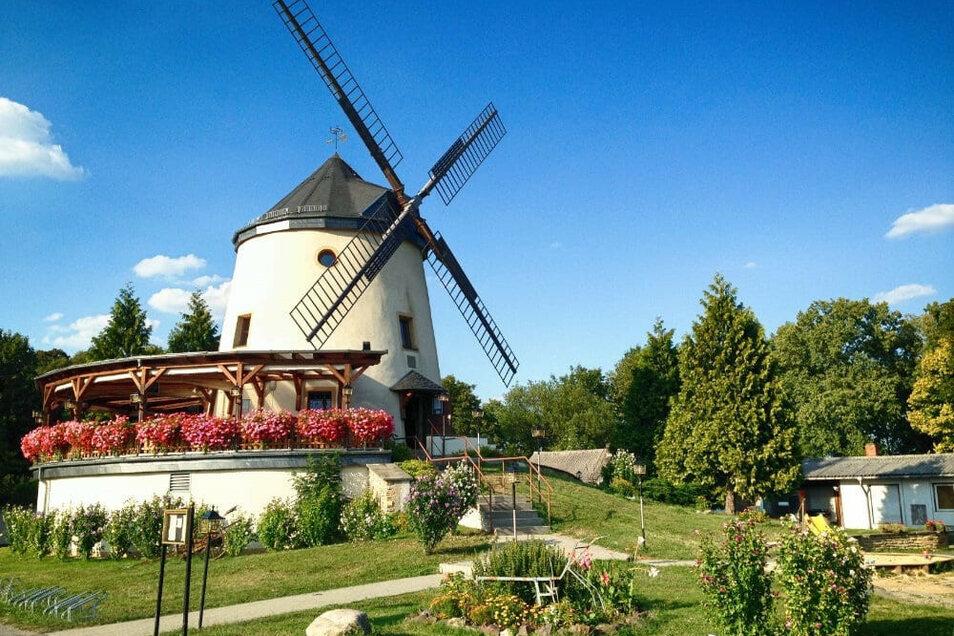 Einen Pfingstausflug wert - auch weil die Außengastronomie geöffnet hat: die Leutewitzer Mühle.