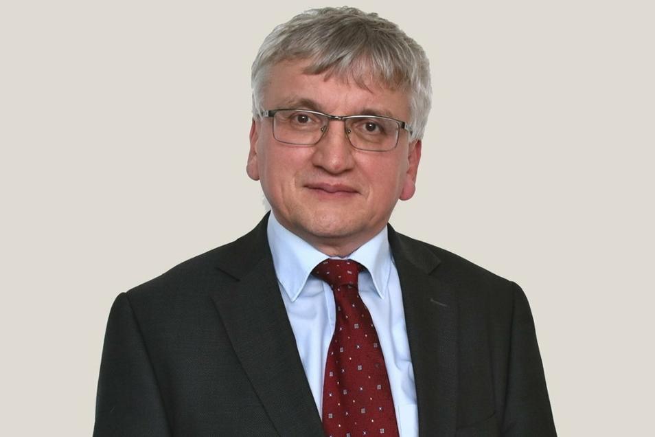 Martin Vogt ist neuer Leiter des Finanzamtes Görlitz.
