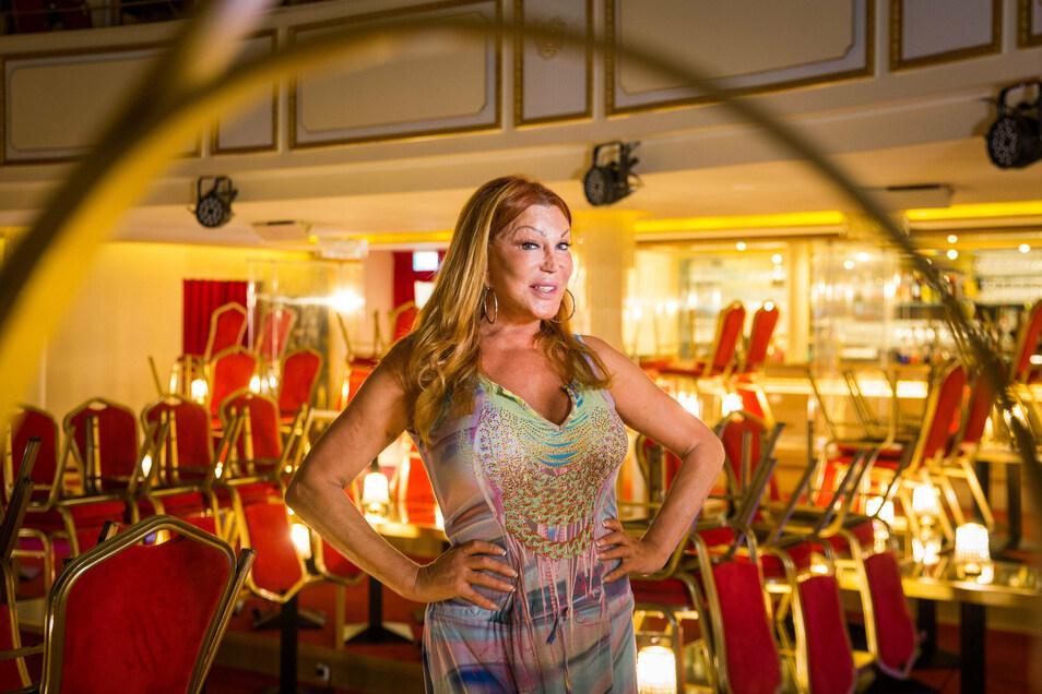 Zora Schwarz will mit ihrem Carte-Blanche-Theater die Krise vergessen lassen.