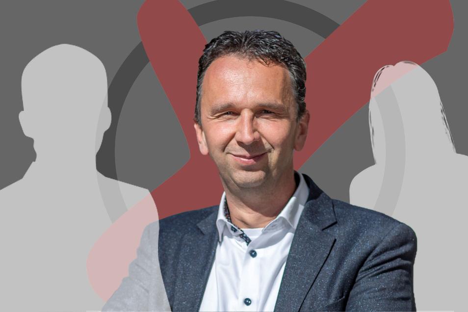 Wer tritt gegen Riesas amtierenden OB Marco Müller (45, CDU) an? Der Amtsinhaber geht davon aus, dass im Rennen um die Position an der Rathausspitze nicht allein bleiben wird. Bisher haben sich keine Gegenkandidaten exponiert.
