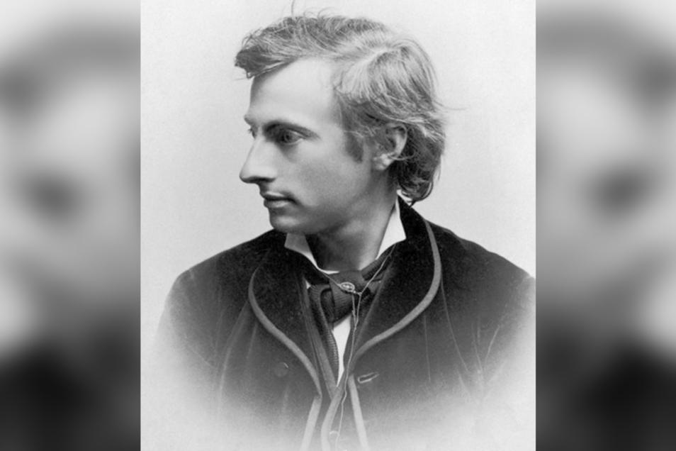Karl Gjellerup starb vor 100 Jahren in Dresden-Klotzsche.