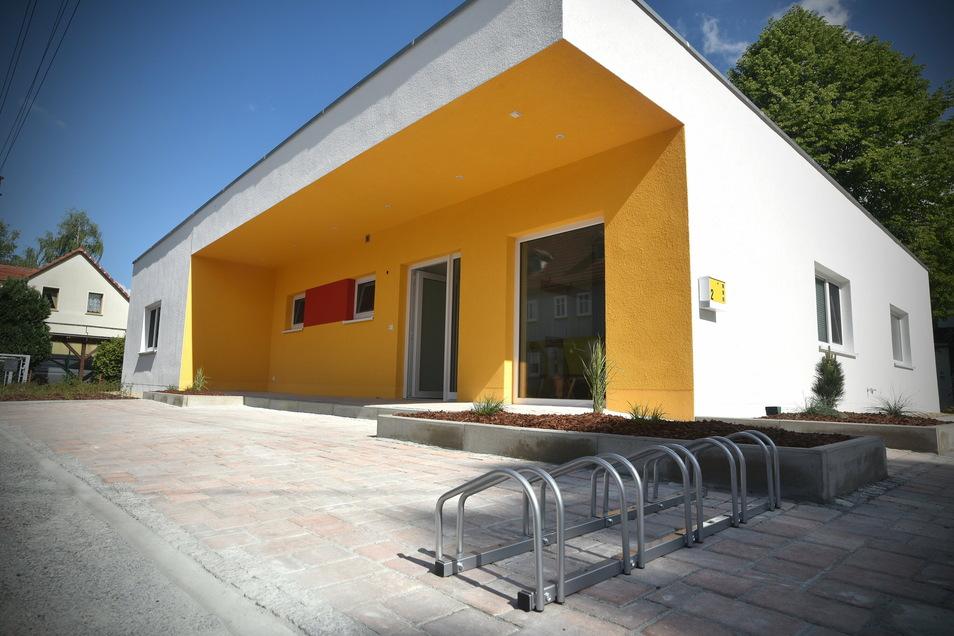 Inzwischen hat auch das Grundstück in Neugersdorf eine neue Nutzung gefunden. Doreen Kuttenberger eröffnete hier ihre Physiotherapie in einem modernen Neubau.