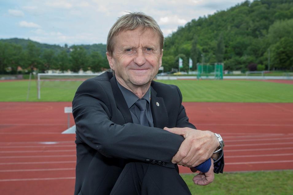 Dietmar Wagner ist Geschäftsführer des Kreissportbundes, der Dachorganisation der 310 Sportvereine im Landkreis.