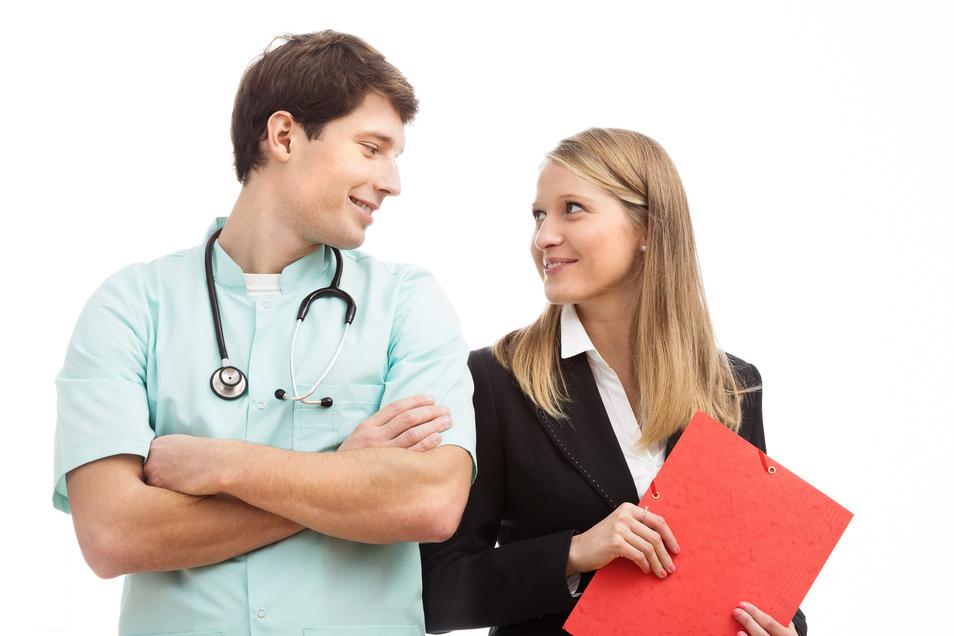 Kaufmann/-frau im Gesundheitswesen