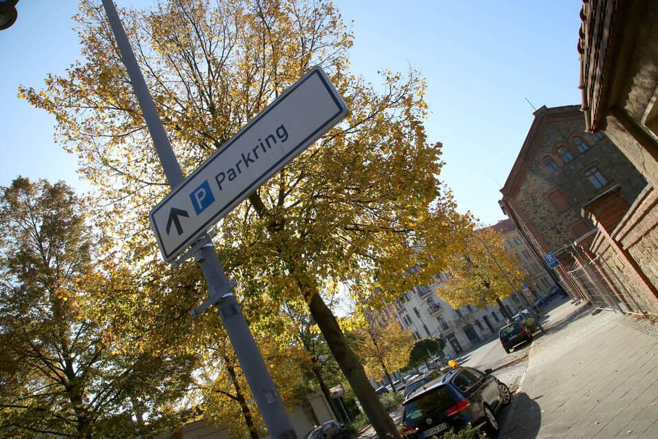 Die Hugo-Keller-Straße in Görlitz.
