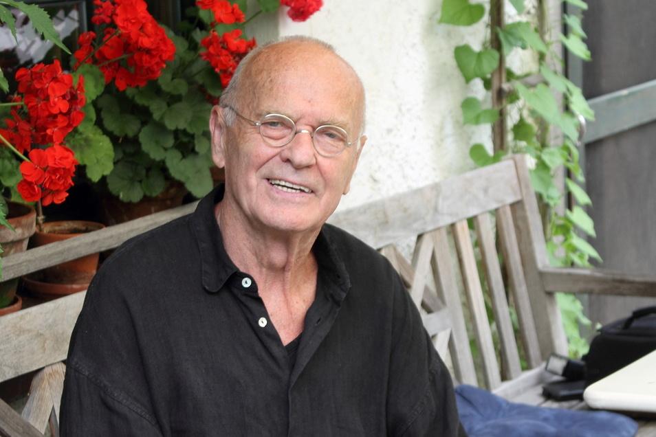 """Schauspieler Wilfried Pucher war der 1. Offizier in der DDR-Erfolgsserie """"Zur See""""."""