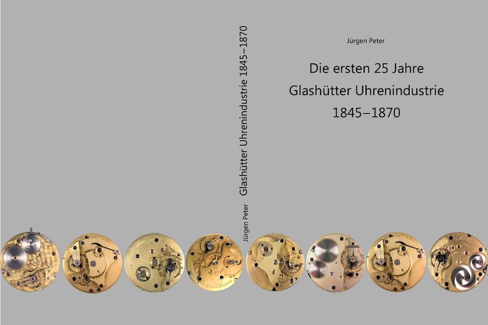 Seine Erkenntnisse zu frühen Uhren von Moritz Grossmann hat Jürgen Peter in diesem Buch niedergeschrieben.