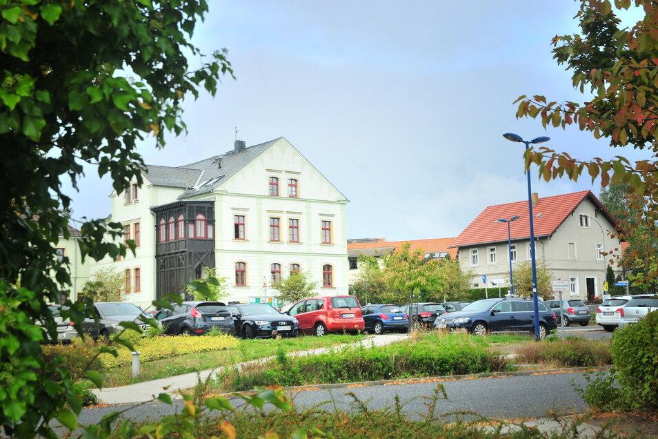 Auf der B 101 in Priestewitz ist noch bis 23. August mit Verkehrseinschränkungen zu rechnen.