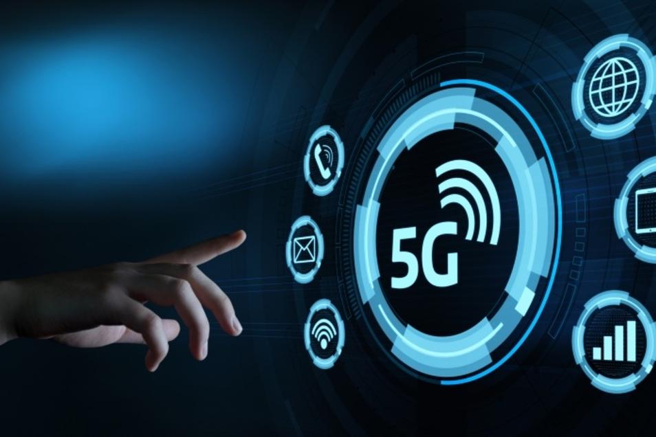 Prognostiziert ist durch 5G eine wirtschaftliche Revolution.