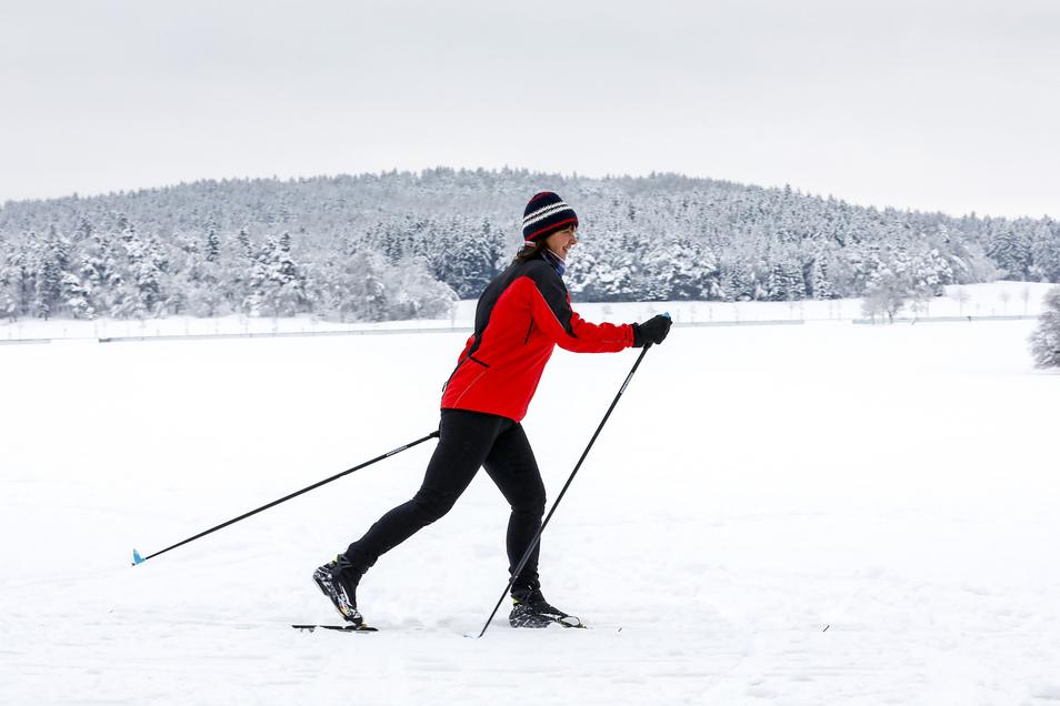 Gespurte Skiwege? Nicht ohne das Engagement ehrenamtlicher Enthusiasten.
