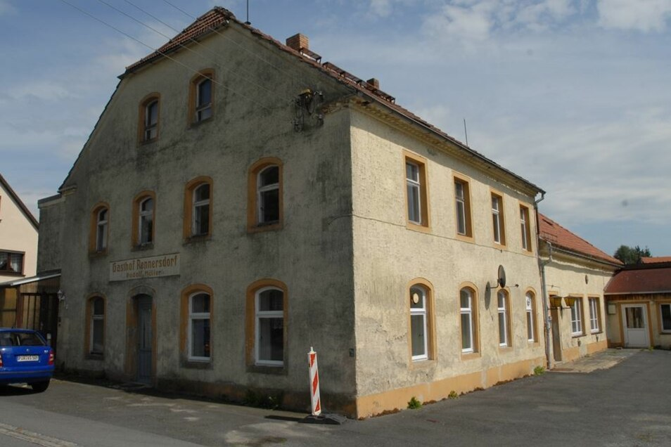 Der Gasthof Müller war schon früher ein origineller Mittelpunkt im Ort. Hier traf man sich zu Hochzeitsfeiern und nach Beerdigungen.