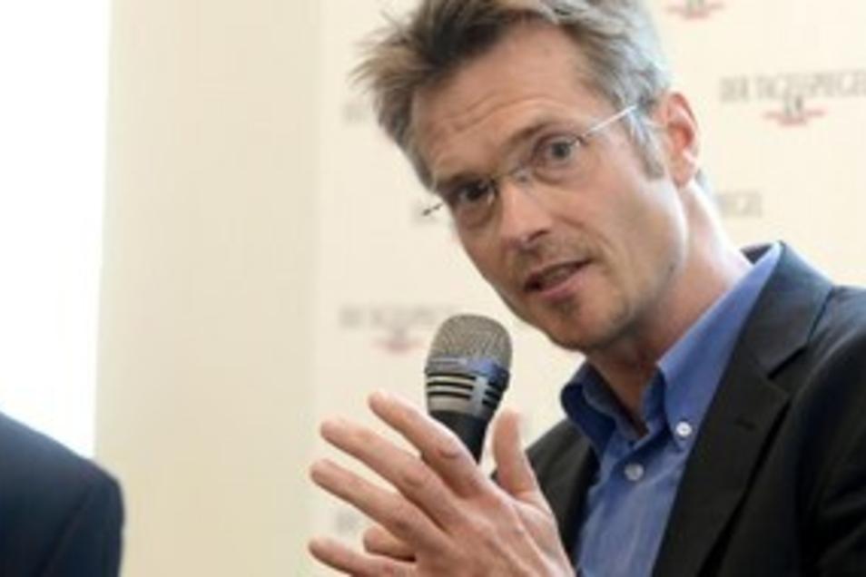 Professor Markus Tiedemann, Professor für Didaktik der Philosophie