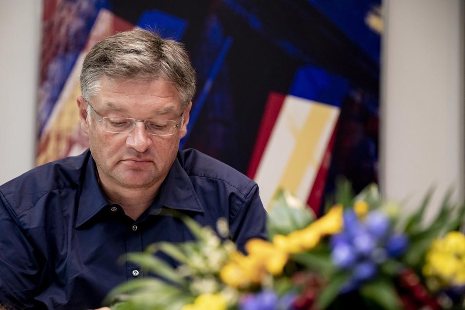 Holger Zastrow ist nicht mehr Landesvorsitzender der sächsischen Liberalen.