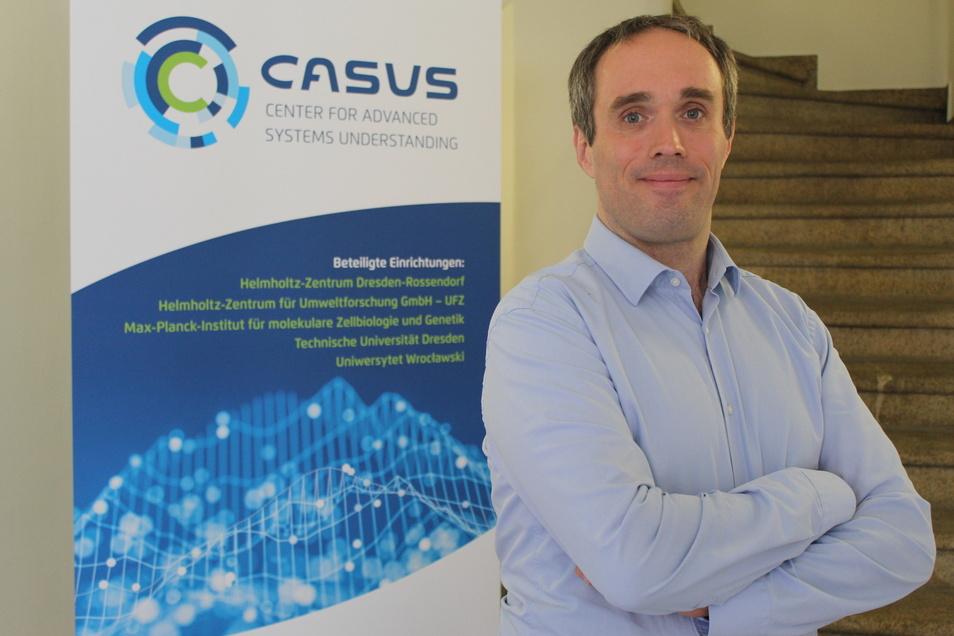 Der Start des binationalen Casus-Forschungsinstitut in Görlitz wurde aus den Sofortgeldern des Kohleausstiegs finanziert. Institutsleiter Dr. Michael Bussmann kann nun auf eine schnelle Entwicklung des Instituts verweisen. An diesem Sonnabend können sich