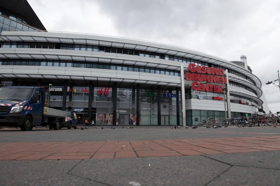 Auf das Berliner Gesundbrunnen-Einkaufscenter war 2016 ein Anschlag geplant.