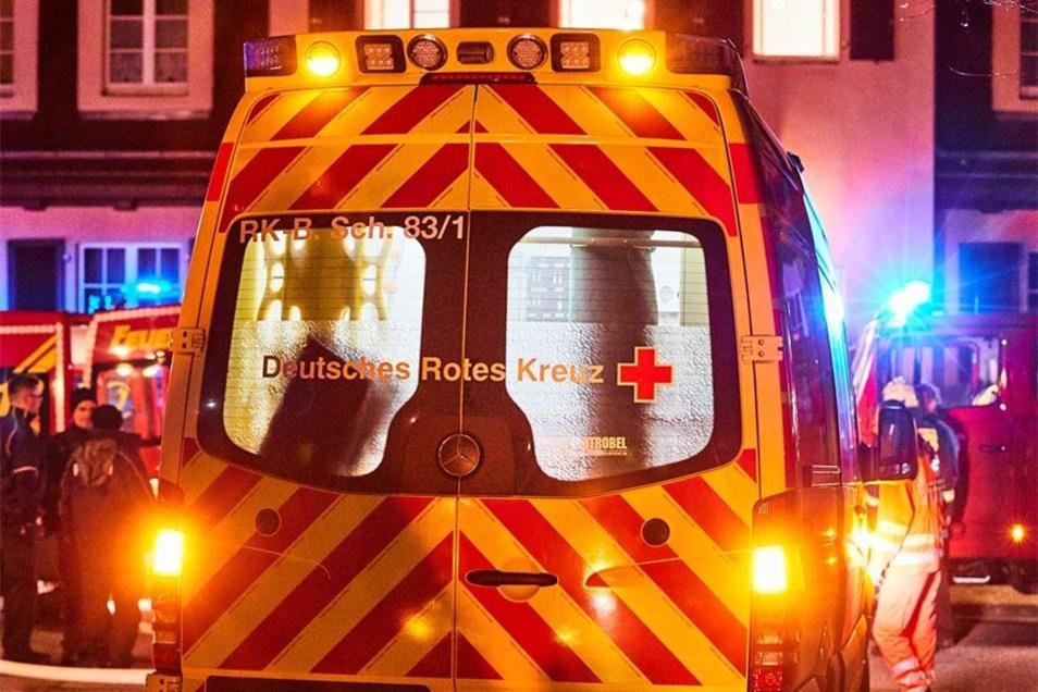 Die Rettungskräfte konnten den Mann nicht mehr retten.