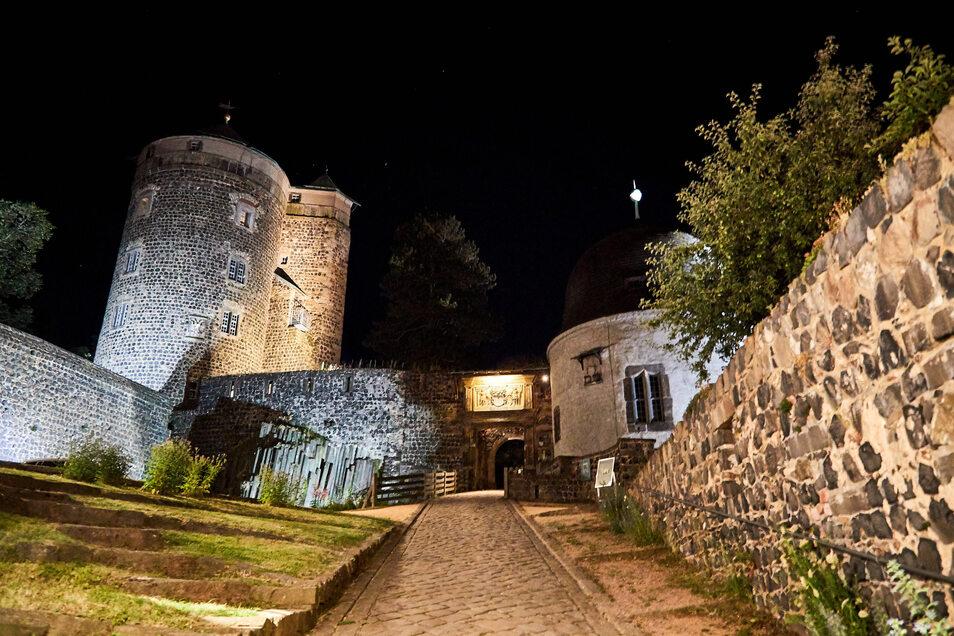 Burg Stolpen kann Sicherheitskonzept umsetzen und hat wieder geöffnet.