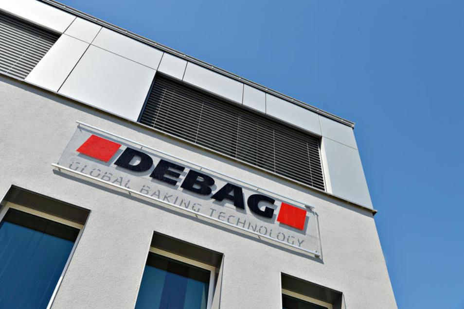 Das Bautzener Unternehmen Debag ist bei einer Messe in Düsseldorf dabei.