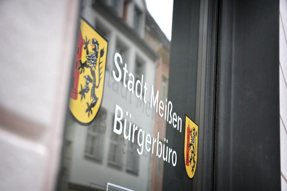 Im Bürgerbüro der Stadtverwaltung in der Burgstraße wird der Haushalt 2021 noch einmal zur öffentlichen Einsichtnahme ausgelegt.