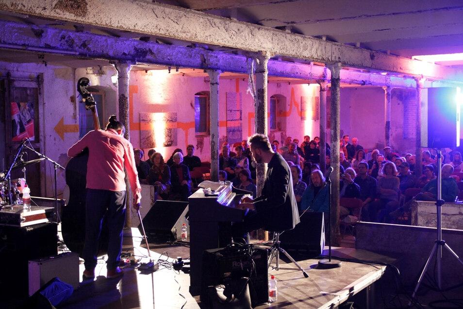 Auch Veranstaltungen wie die Jazztage Görlitz profitieren von einer Förderung vom Kulturraum Oberlausitz-Niederschlesien.