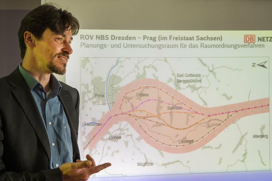 Die Schnellbahnstrecke Dresden – Prag, die in Ústí nad Labem (Aussig) eine Haltestelle bekommen soll, wird im Nachbarland als großer Gewinn gewertet.