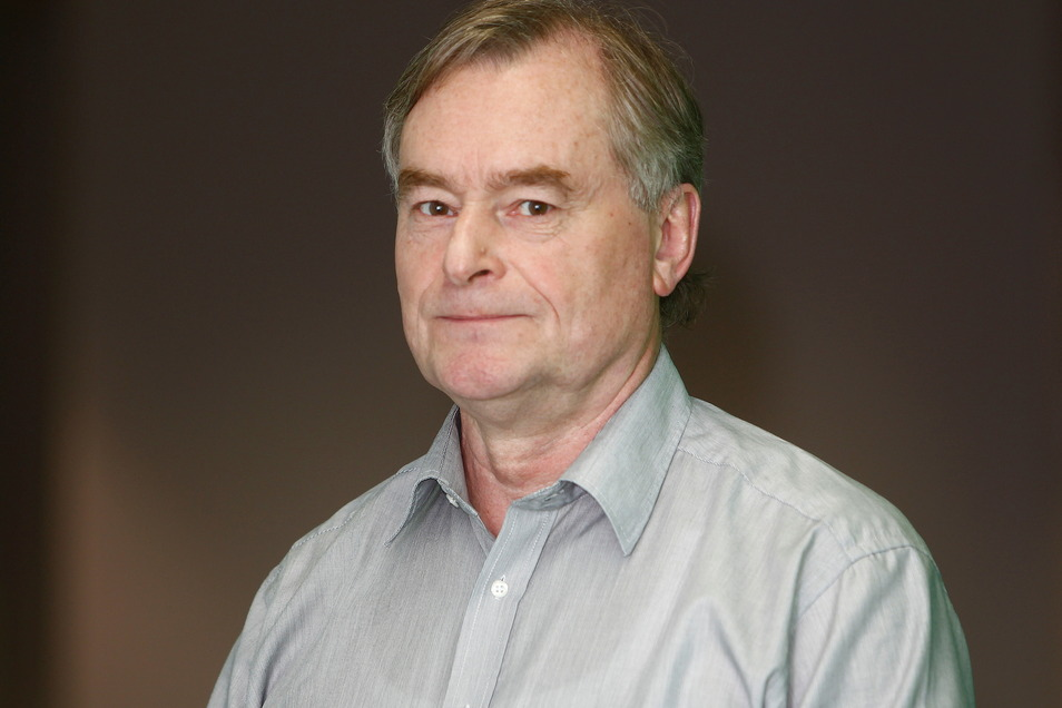 DLV-Vizepräsident Hartmut Grothkopp.