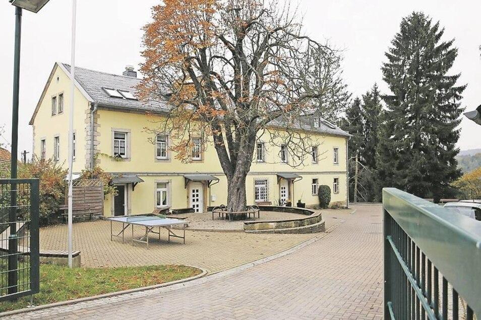Ort der Prügel-Attacke: die Jugendherberge von Ostrau.Archivfoto: M. Förster