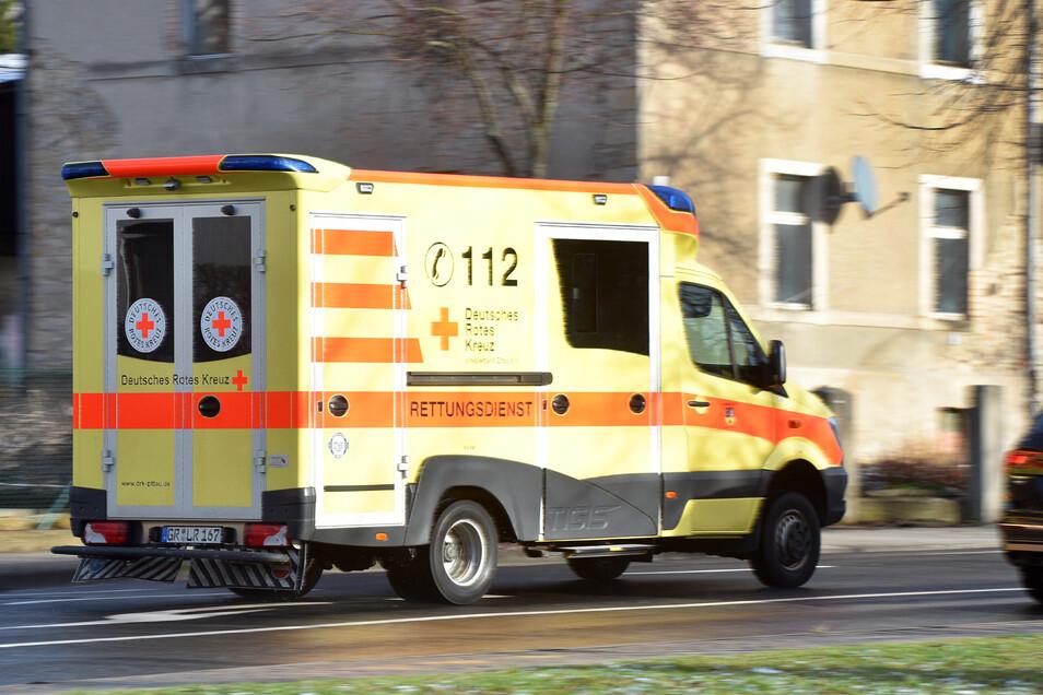 Corona-Erkrankte, die stationär behandelt werden müssen, können aktuell nicht in Zittau unterkommen.