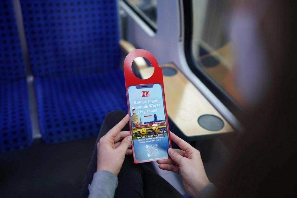 Die Karten können via Smartphone gescannt werden.