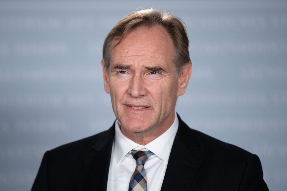 Burkhard Jung (SPD), Oberbürgermeister von Leipzig.